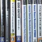 PS2 DDRなど PSPソフト
